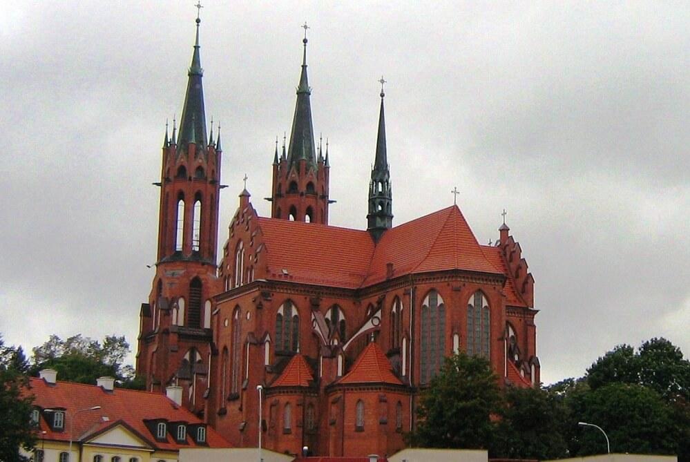 Białystok katedra